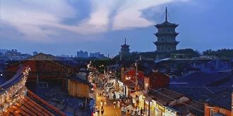 宋元时代世界最大港城
