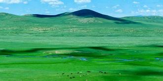 京北最受追捧的草原