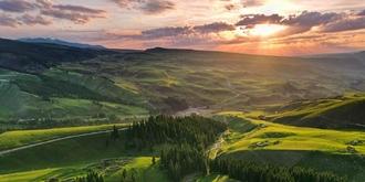 新疆绝世美景