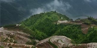 中国最美梯田