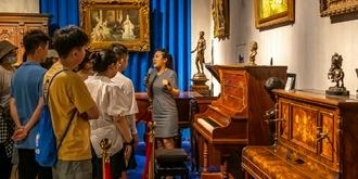 世界音乐文化博物馆探奇