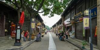 古朴的韩城让人回味无穷