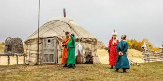 寻访草原深处的蒙古包