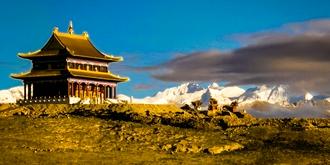 海拔最高的关帝庙