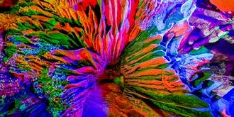 广东拍照最美的溶洞