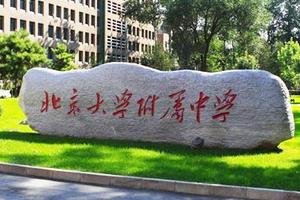 北京大學附屬中學道爾頓學院分數線:550分