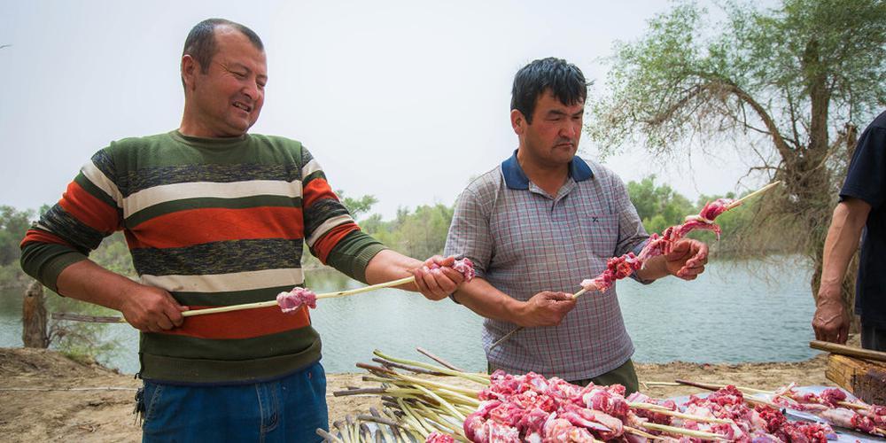 正宗新疆烤肉