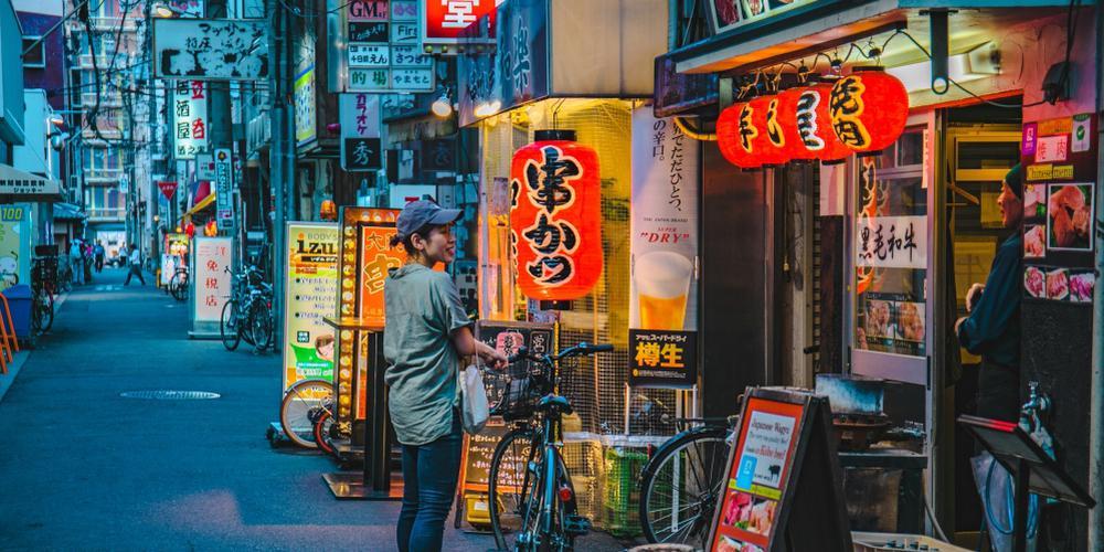大阪美食街区