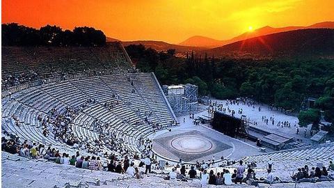 艾皮道洛斯:古希腊的大型医疗中心