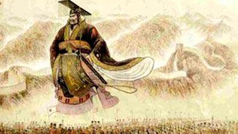秦王陵发现秦始皇统一六国的秘密?