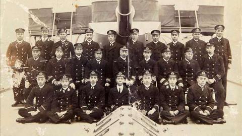 抗战中鲜为人知的中国海军