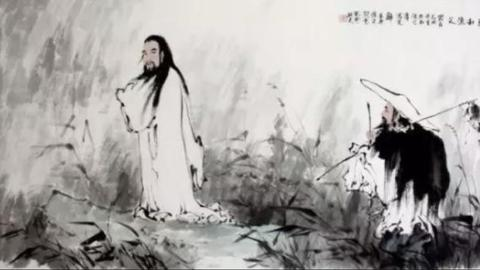 石毓智:屈原是被世俗害死的