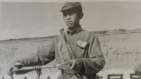 美国记者福尔曼拍摄的红军老照片