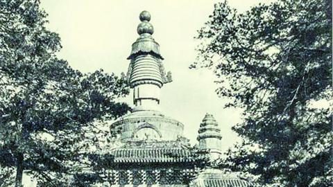 西黄寺:神秘了三百多年的皇家寺院