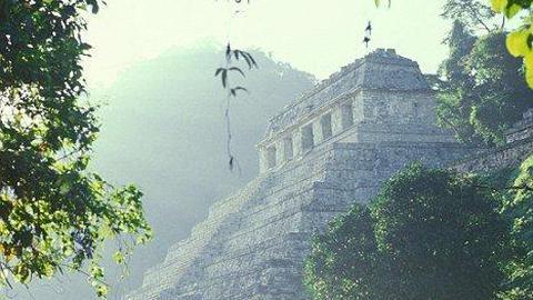 玛雅文化是中国文化连续体