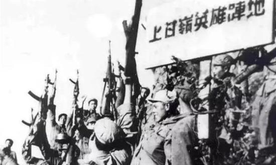 历史回顾:震撼世界的上甘岭战役