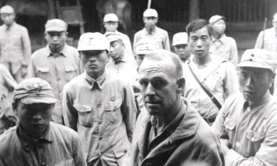 识别抗战老照片:保山和怒江前线