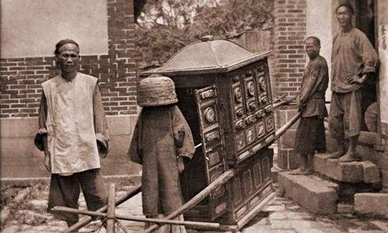 20世纪初中国老照片,是真实的生活写照