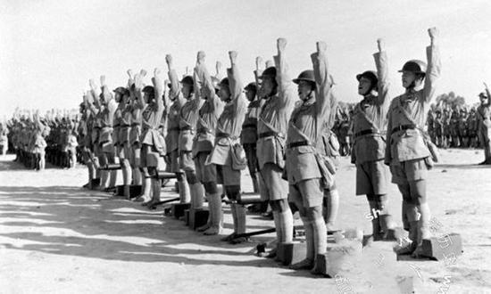 抗战中西迁陕西的黄埔军校