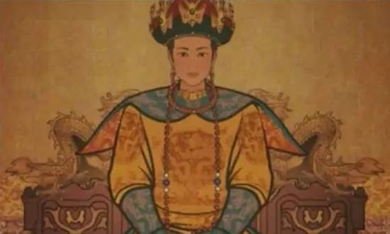 图说康熙大帝和赫舍里皇后的爱情故事