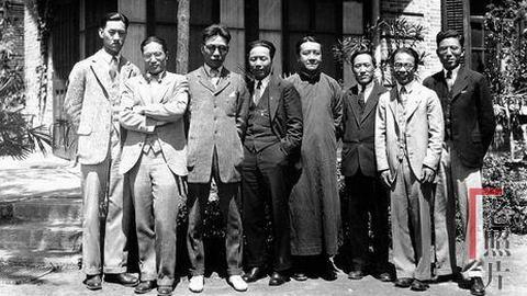 无问西东:清华名师的家藏照
