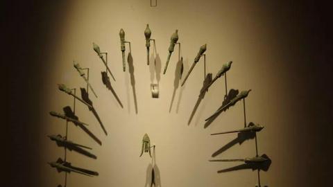 弋射文化:古人是怎样狩猎飞禽的