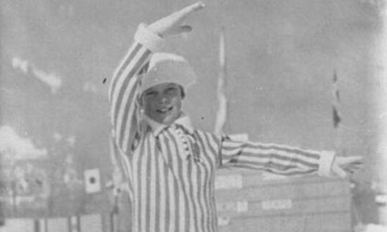 老照片:第一届冬奥会的那些事儿