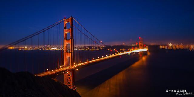 旅行旧金山必去的六个地方