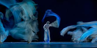 舞蹈艺术惊艳瞬间