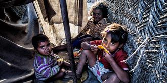 印度贫民窟有多穷