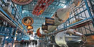 肯尼迪航天中心超炫酷