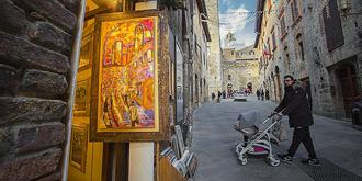 意大利千年古城