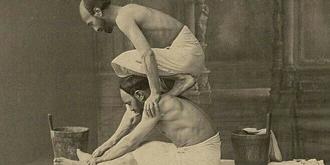 百年前格鲁吉亚男人如何做SPA