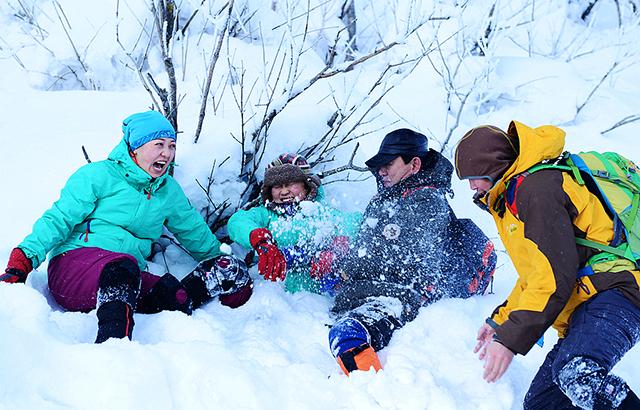 入冬了,让我们到北方嗨雪去