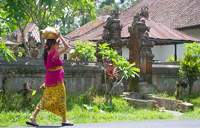 """巴厘岛土著人人都有的""""特殊崇拜"""""""