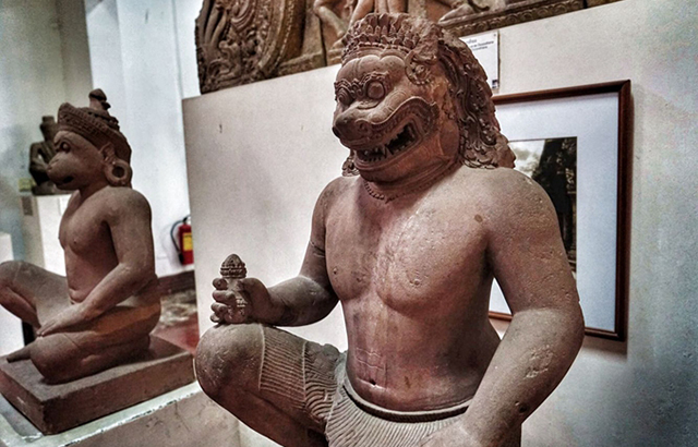 在柬埔寨触摸高棉艺术的灵魂