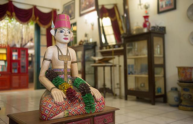 拜访印尼王爷府,爪哇国亲王什么待遇?