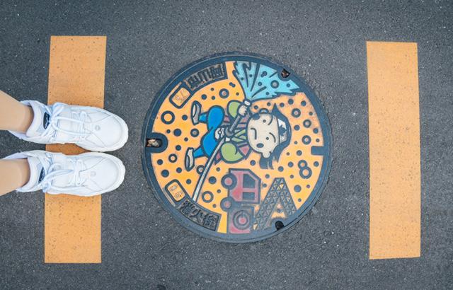 满眼桃太郎,日本传说诞生地的可爱之旅