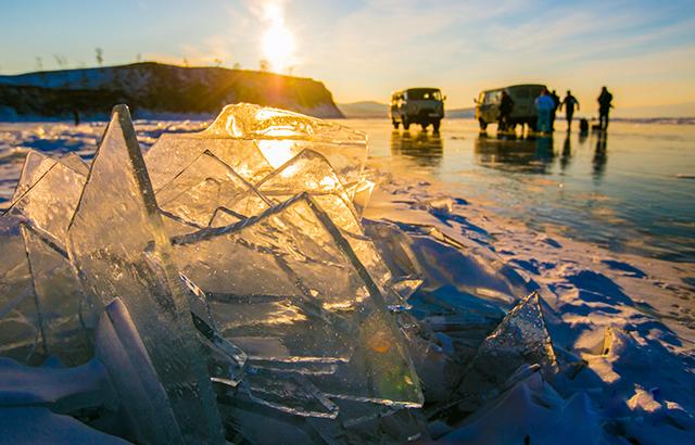 把西伯利亚的蓝冰水引入中国,你敢喝吗?