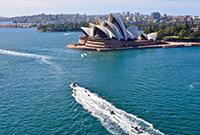悉尼歌剧院最特别拍摄角度