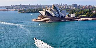 悉尼歌劇院最特別拍攝角度