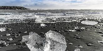 在冰岛,品尝一千颗钻石