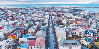 写给冰岛首都的情书