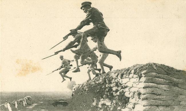 一戰中的葡萄牙軍隊架子拉得不小,作戰只有十幾次