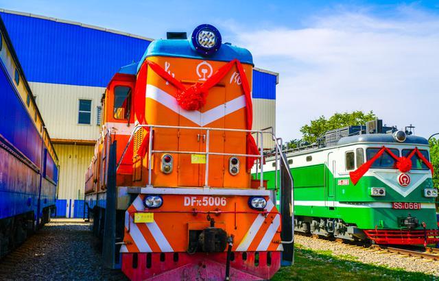 铁道博物馆:中国火车爱好者的圣地