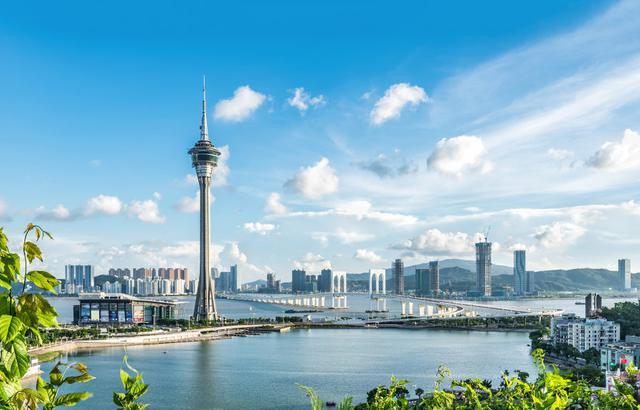 港澳風云,回歸二十周年之后的繁華景象
