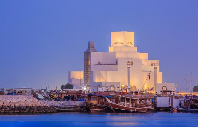 贝聿铭的封山之作竟然是这座海上博物馆