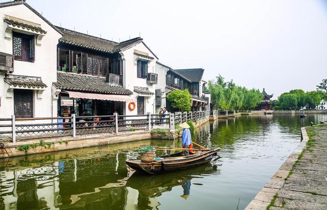 西塘古镇,不是我梦里江南水乡的样子