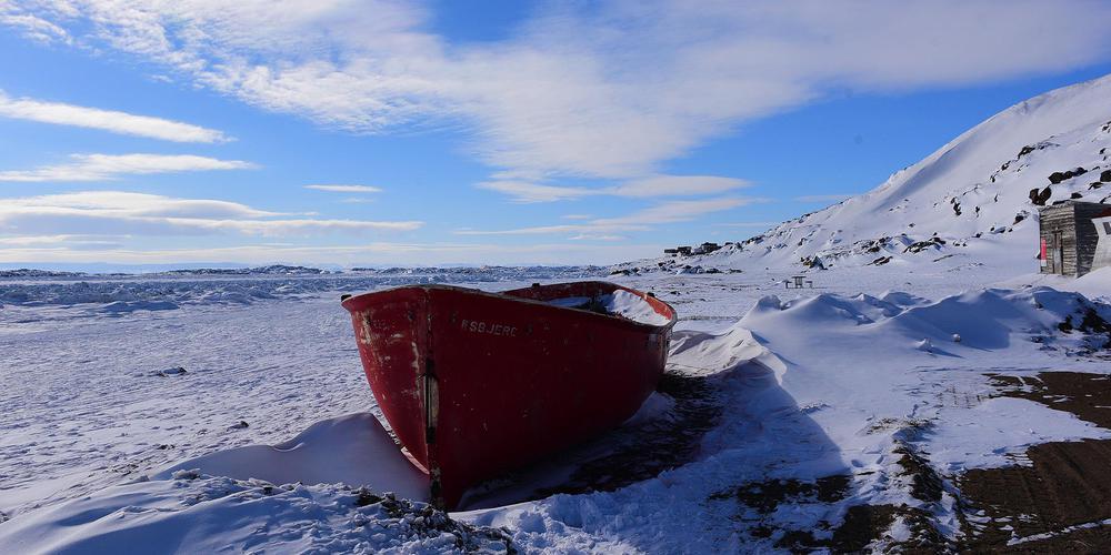 解密北极圈