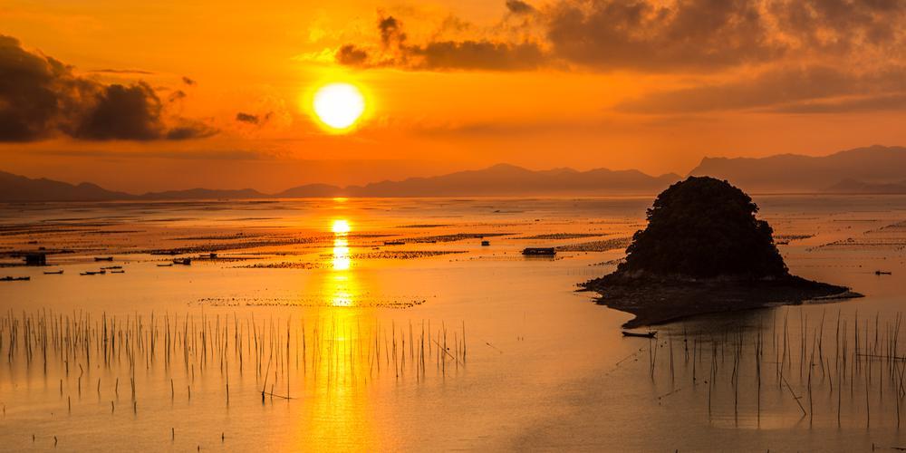 中国最美滩涂